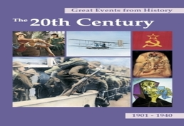 Great Events from History: The Twentieth Century, 1901-1940