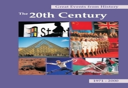 Great Events from History: The Twentieth Century, 1971-2000
