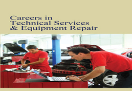 Careers in Technical Services & Equipment Repair