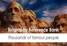 Biography Reference Link